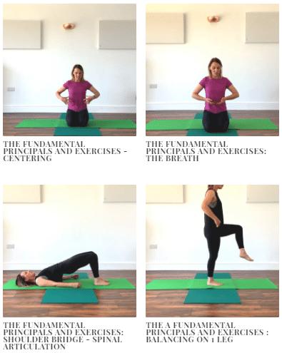 Pilates: The Fundamentals